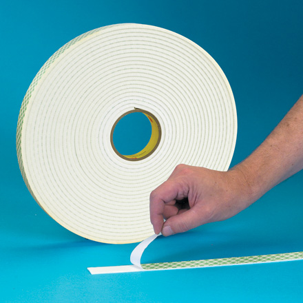 "1/2"" x 72 yds. 3M<span class='tm'>™</span> 4032 Double Sided Foam Tape"