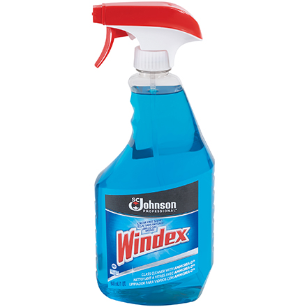 Windex<span class='rtm'>®</span> Glass Cleaner