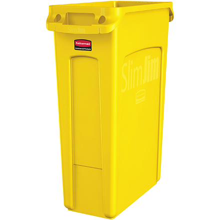 Rubbermaid<span class='rtm'>®</span> Slim Jim<span class='rtm'>®</span> Trash Cans