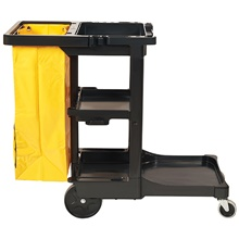 Rubbermaid<span class='rtm'>®</span> Standard Janitor Carts