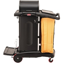 Rubbermaid<span class='rtm'>®</span> High-Security Janitor Cart